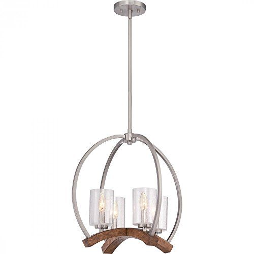 Ceiling Fans Decoration | Quoizel KDN5004BN Four Light Chandelier *** Check  This Awesome Product