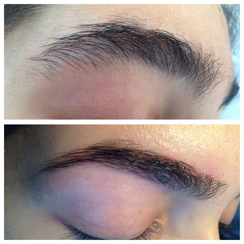 Eyebrow Threading By Asma You Can Still Keep The Thickness Of Your