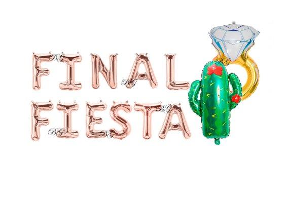 Final Fiesta 16 Balloons Fiesta Bach Balloon Final Fiesta