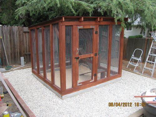 Backyard Chicken Coops Plans | Outdoor Goods