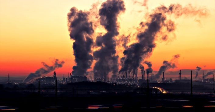 Study Finds Pollution Is More Deadly Than War Natural Disasters