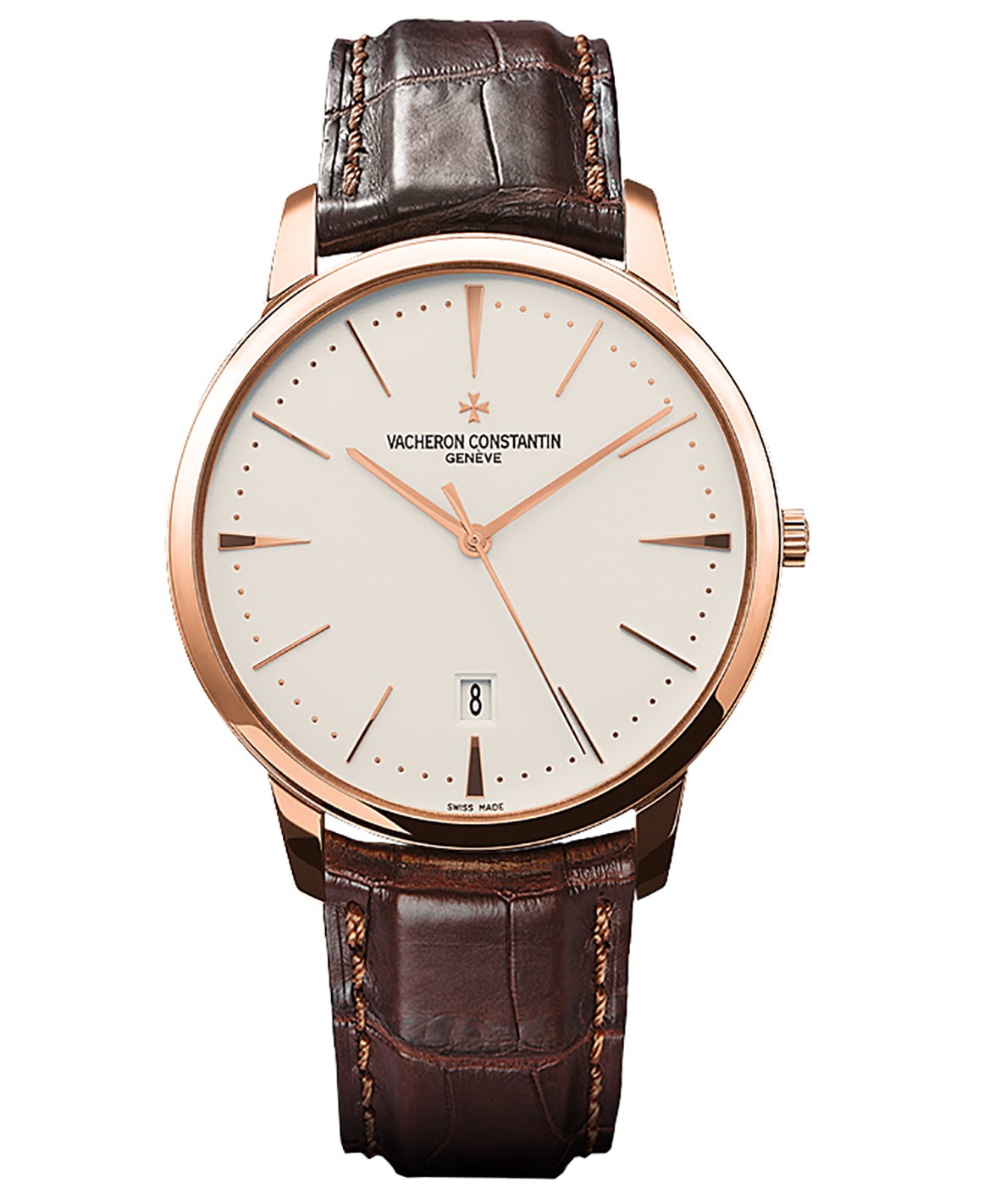 Vacheron Constantin Patrimony 85180 18k Rose Gold Watch
