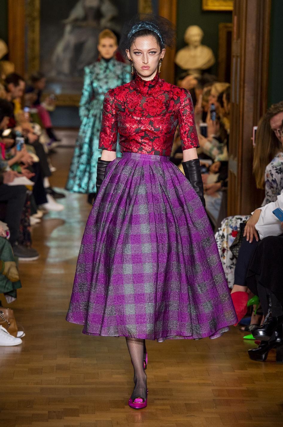 d fil erdem automne hiver 2019 2020 pr t porter fashion fashion skirt fashion erdem. Black Bedroom Furniture Sets. Home Design Ideas