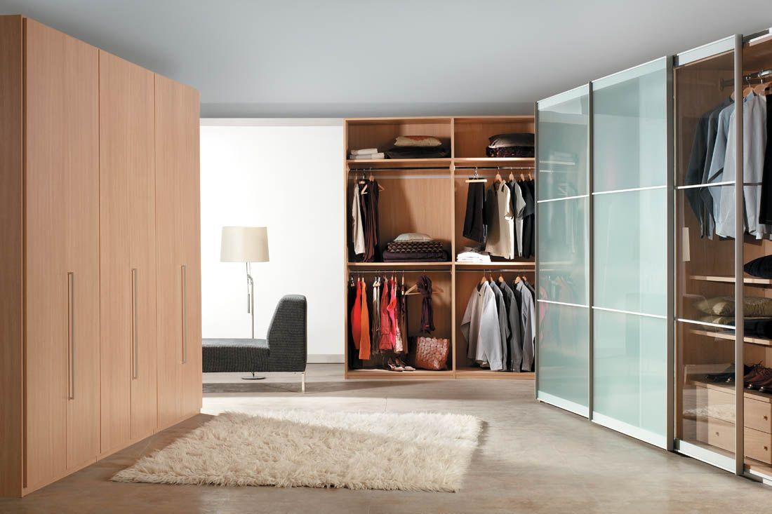R21 armarios de puertas batientes o correderas con interiores dise ados y hechos a medida - Fabrica muebles barcelona ...