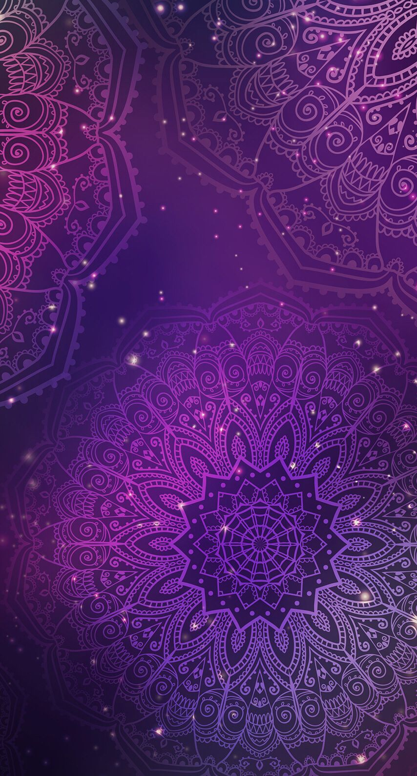 Purple Paisley Wallpaper Purple wallpaper phone
