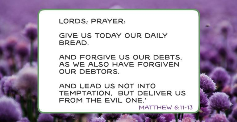 Praying When in Need   Devotional by Charles Stanley   Daily