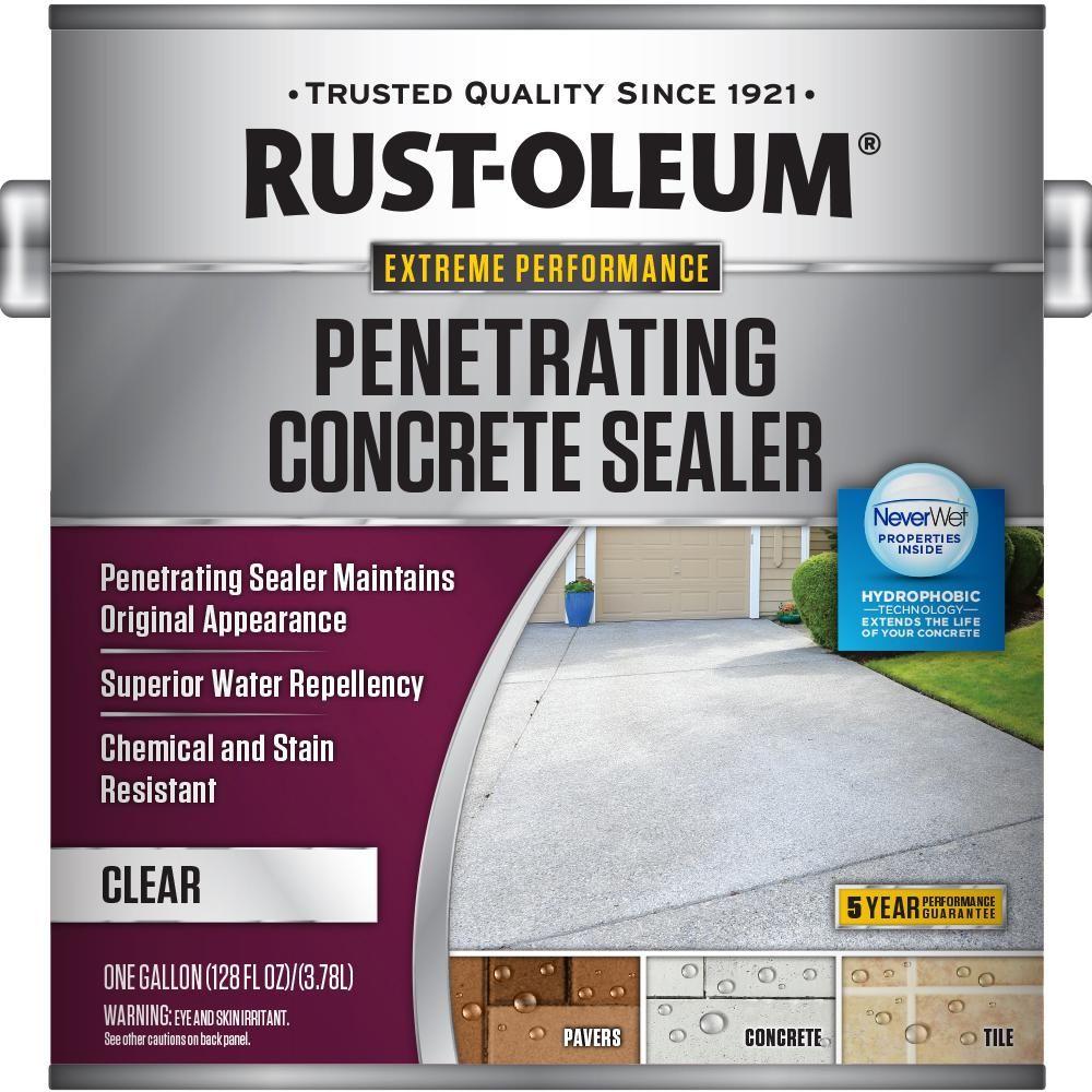 Rust-Oleum 1 gal  Penetrating Concrete Sealer (Case of 2