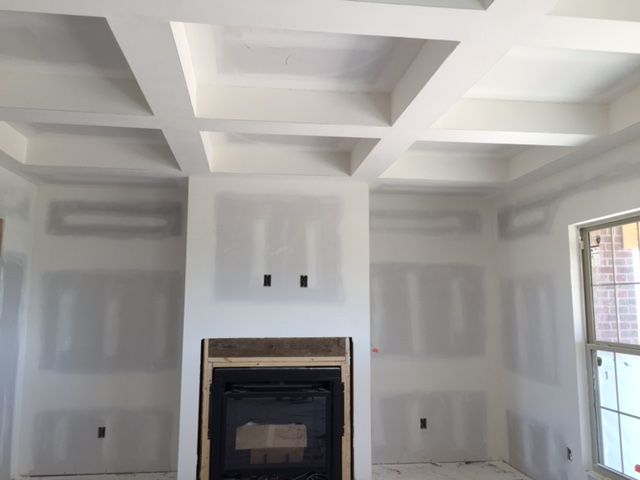 Drywall Coffered Ceiling Pictures   www.Gradschoolfairs.com