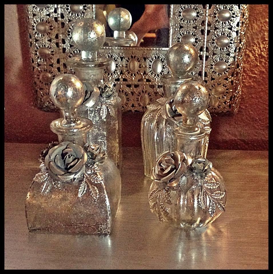Perfumadores muy vintage,