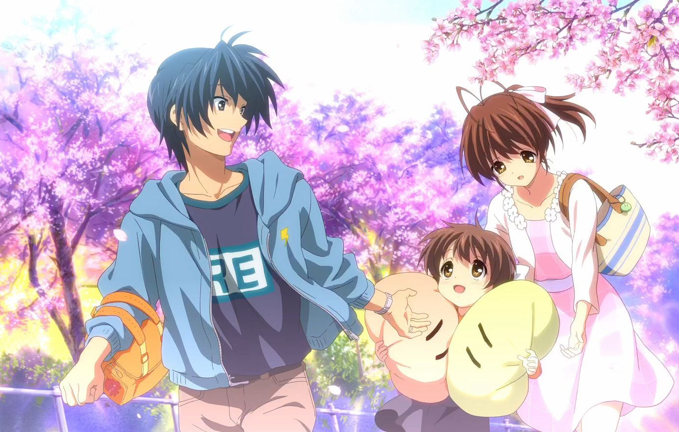 Clannad Photo: Clannad After Story