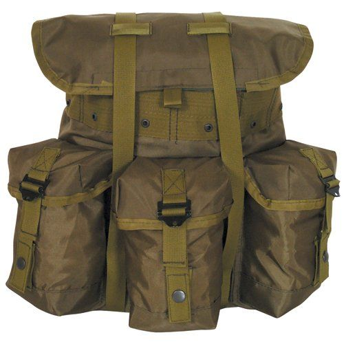 Fox Outdoor Products Small A.L.I.C.E. Field Pack >>> Check out this great image  : backpacking packs