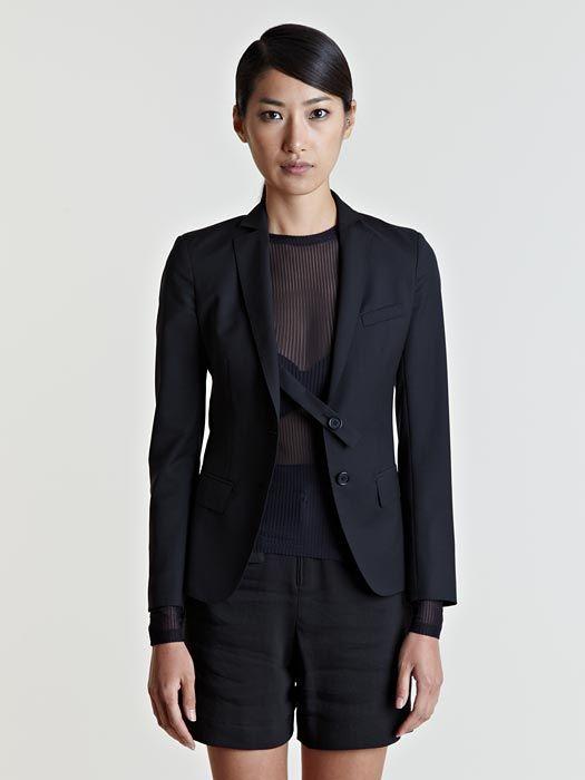 Yang LI | Classic Tailored Blazer