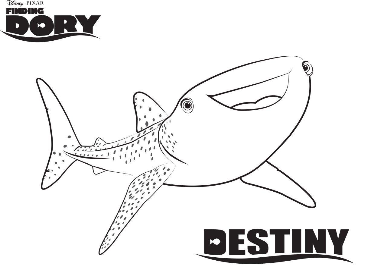 Procurando Dory Destiny
