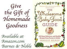 Buy the wholesome baby food guide book mama baby love buy the wholesome baby food guide book forumfinder Images