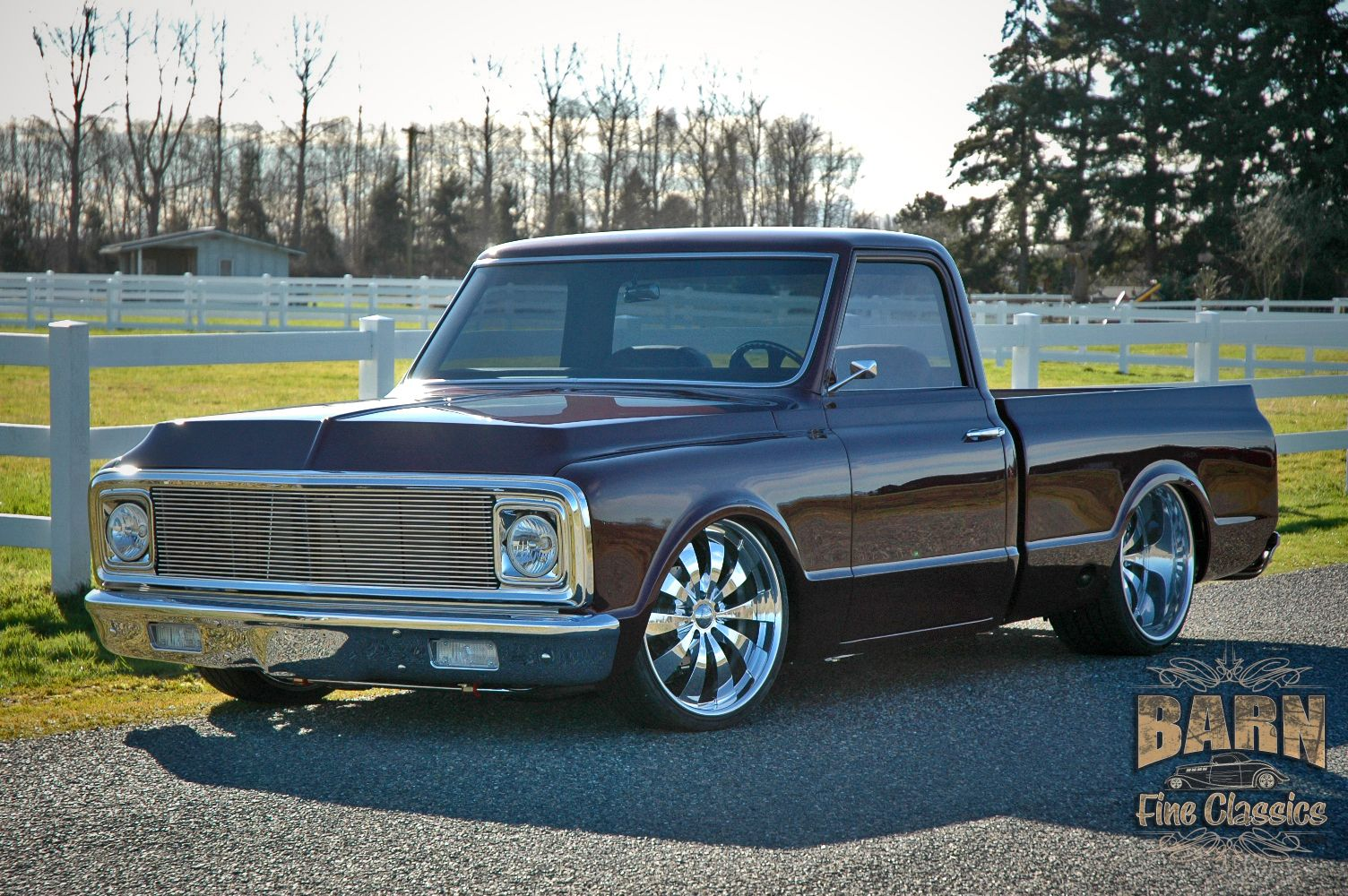 1968 C10 Pickup Project Chevy Truck 50th Anniversary Short Wide Restoration Call For Price Or Questions 1504x1000