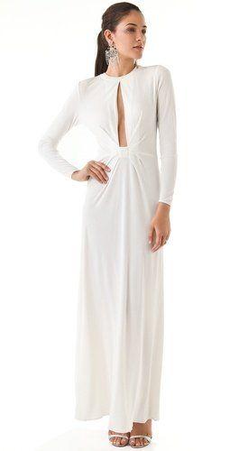 Issa Front Maxi Dress Bop Dresses