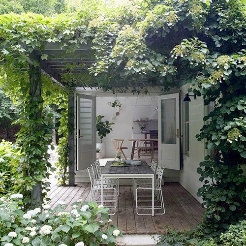 House Plants For Shady Rooms: Design School: Creating Shady Garden Nooks