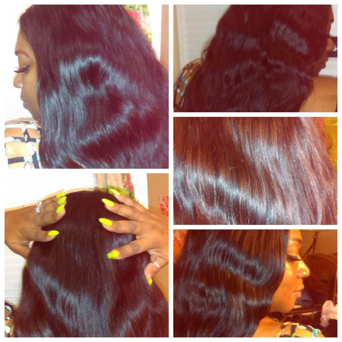 Quick Weave Wavy Hair Clientale Pinterest Quick Weave And Wavy