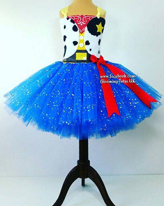 Cowboy Cowgirl Super Sparkly Tutu Dress-Birthday 80b9b19ab6a