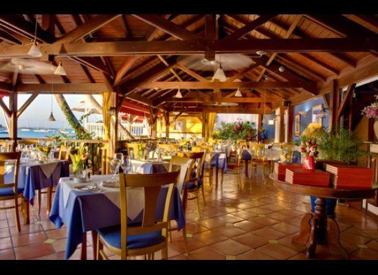 The Best Restaurants In Caribbean Le Tastevin St Martin