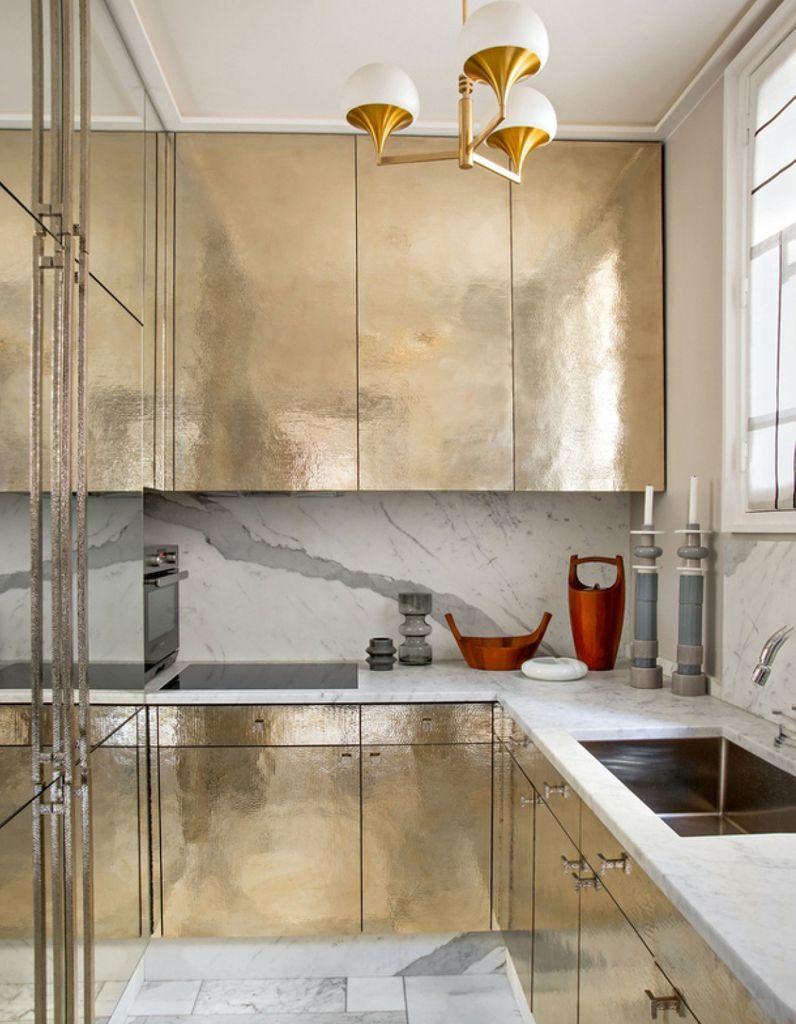 pour quelle belle cuisine allez vous craquer elle d coration pinterest esprit cuisiner. Black Bedroom Furniture Sets. Home Design Ideas