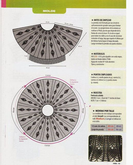 Mis Revistas Del Crochet | ......Puntadas De Ganchillo | Pinterest ...
