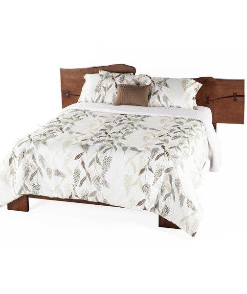 solid ash bed frame unique bed frames home decor. Black Bedroom Furniture Sets. Home Design Ideas