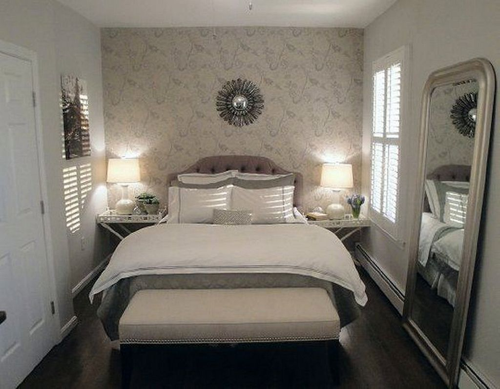 50 Elegant And Cozy Bedroom Ideas With Small Spaces Bedroom