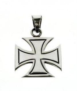 Sterling silver maltese cross with in line pendant for women buy it sterling silver maltese cross with in line pendant for women buy it now aloadofball Images