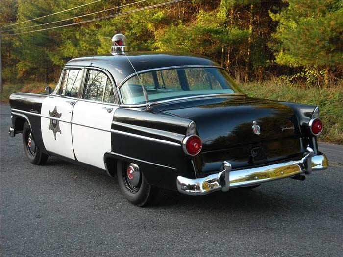 1950s Ford Police Car 1950 1955 Ford Photographs And Ford