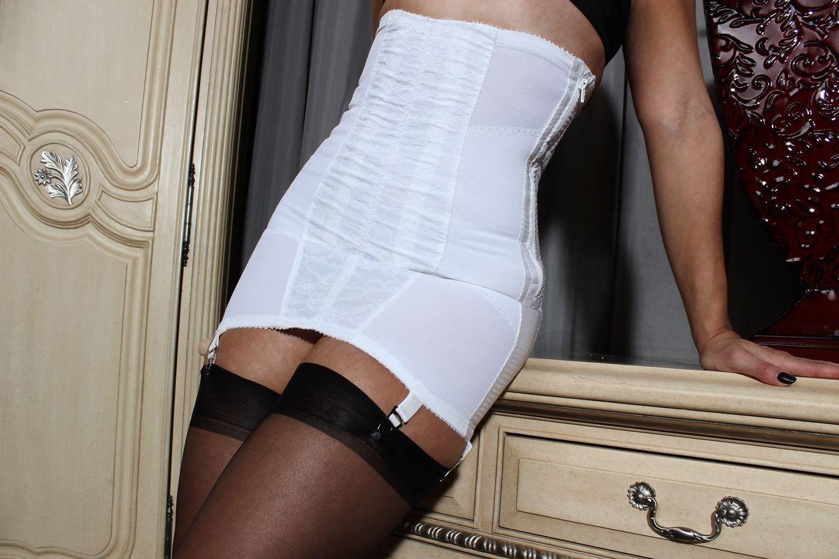 72c73a65d2812 Custom Maid High Waist Open Bottom Girdle