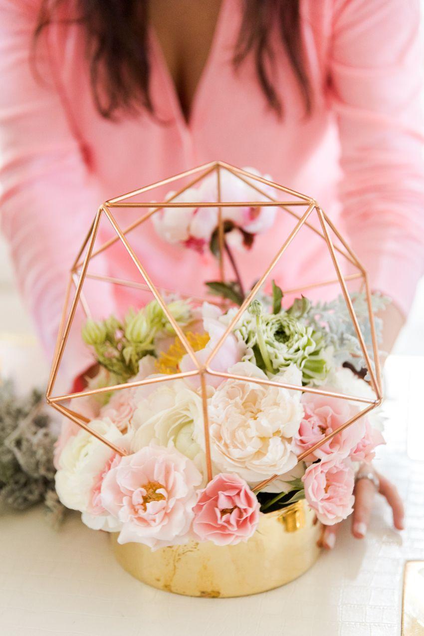 Valentines Day Flower Tutorial Pinterest Flower Arrangements
