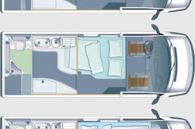 Mercedes Sprinter Floor Plan: Airstream Sprinter Van Floor Plan
