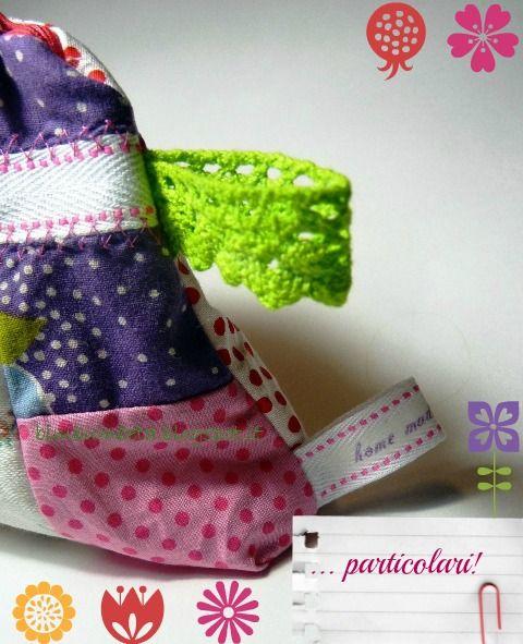 Una trousse da signorina * a cosmetic bag from Miss {cucito/sewing bimbumbeta}