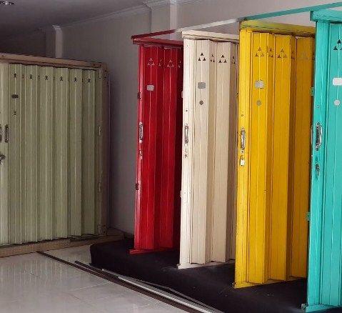 harga folding gate | Material Bangunan | Pinterest | Gate and Doors