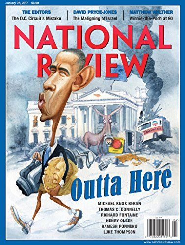 National Review ** Read more at the image link  (Note:Amazon