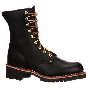 Golden Retriever Footwear 9217 Deluxe 9 Products Logger Boots