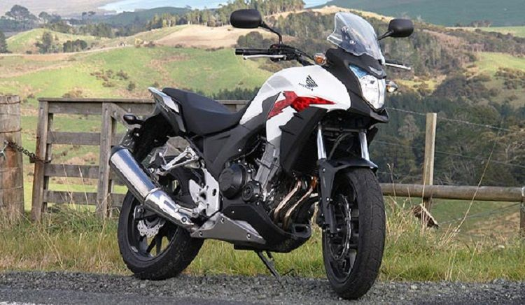 2014 Honda CB500X Review and MPG - This particular bicycle had been ...