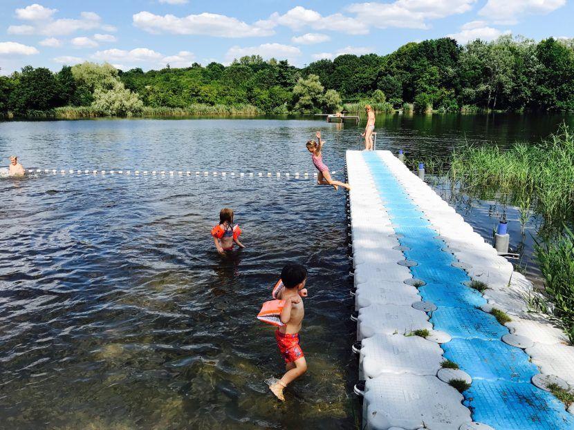 Strandbad Sperenberg Krummer See In 2020 Strandbad Sommerurlaub Urlaub