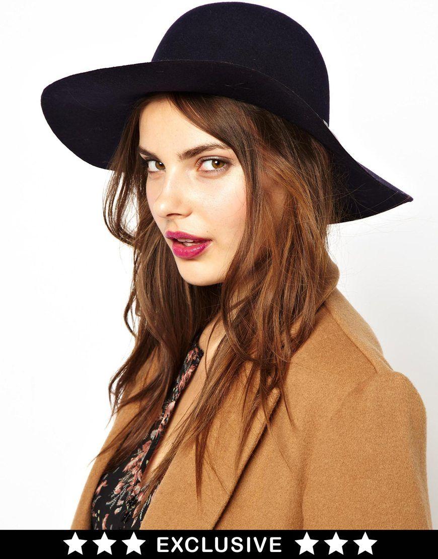 Este invierno no salgas de casa sin sombrero - Moda para Mujer 7f35918c7ca