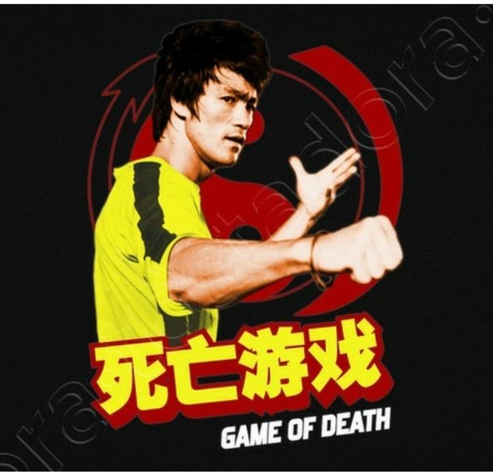 Pin by Rashed lee on Brucele game of death   Game of death. Bruce lee. Death