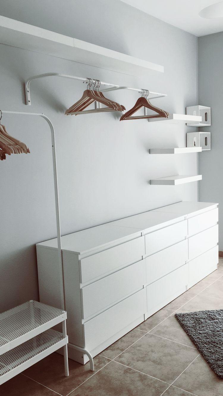 Renovierung | Ideen rund ums Haus | Pinterest | Laundry shelves ...