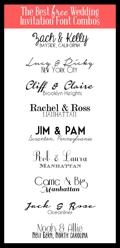 Its always ruetten free invitation font combos 18 free fonts w its always ruetten free invitation font combos 18 free fonts w links stopboris Gallery