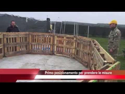 Videos Mit Den Anweisungen, Um Ein Schwimmbad Zu Bauen Mit PalettenMobel Aus  Paletten | Mobel