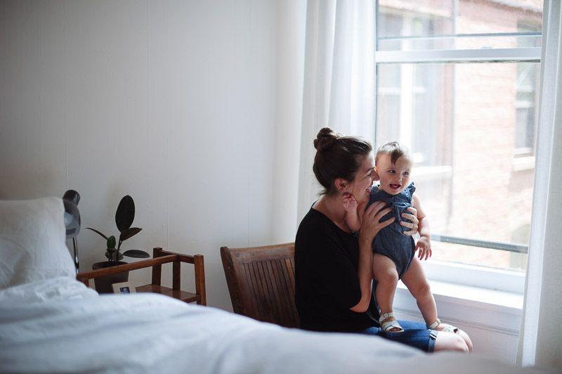 Amanda Jane Jones Interview for Mother Mag