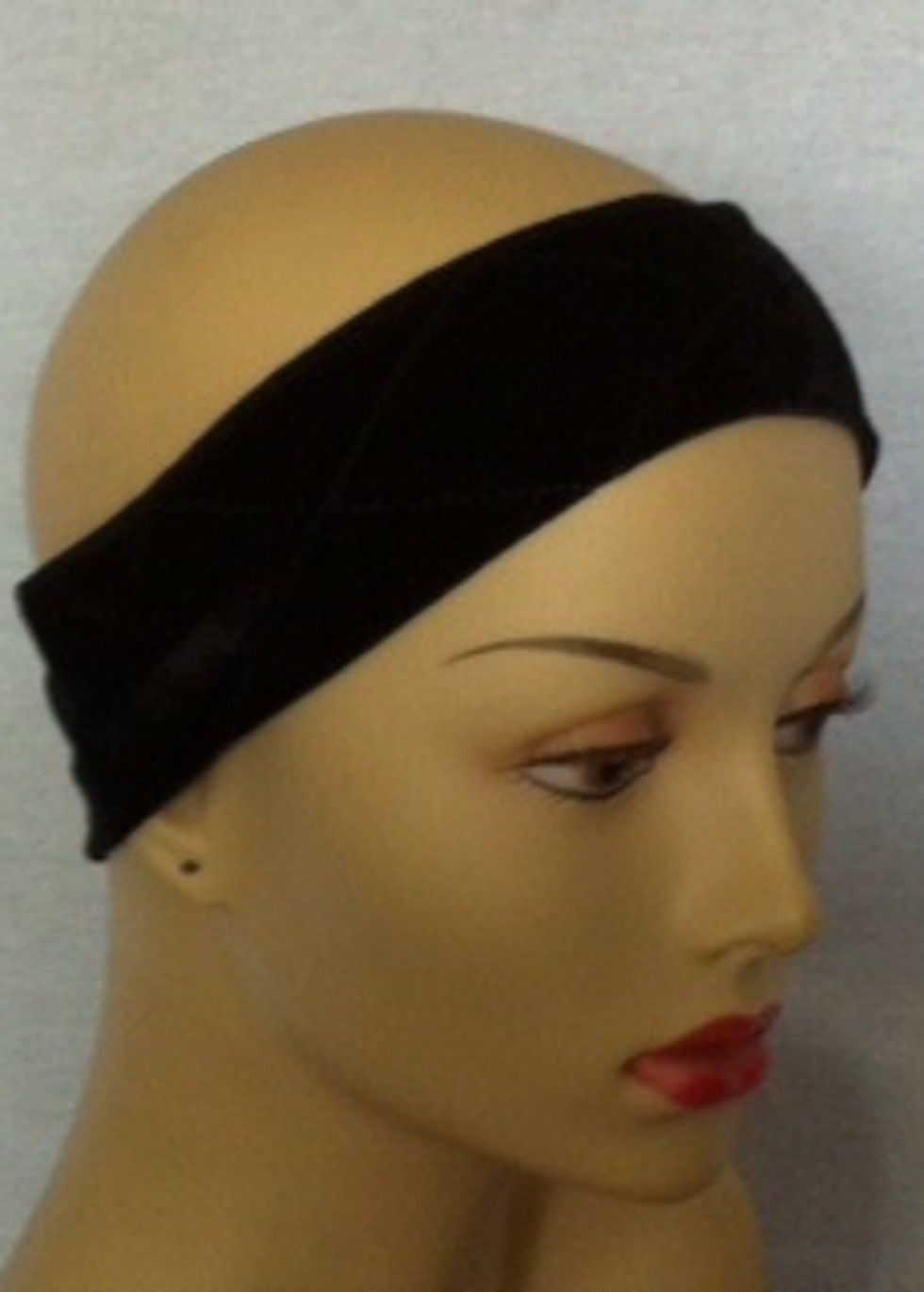 non-slip headband    10usd   to keep fine hairs in place under wigs    tichels   adjustable velcro fastening 60d4dbdfa70