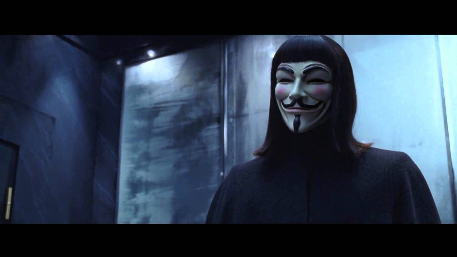 V For Vendetta Music Video Hollywood Undead City Movie Captions