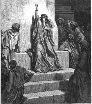 UnCatolico-Biblia-055   Cántico Triunfal de Débora a Jael
