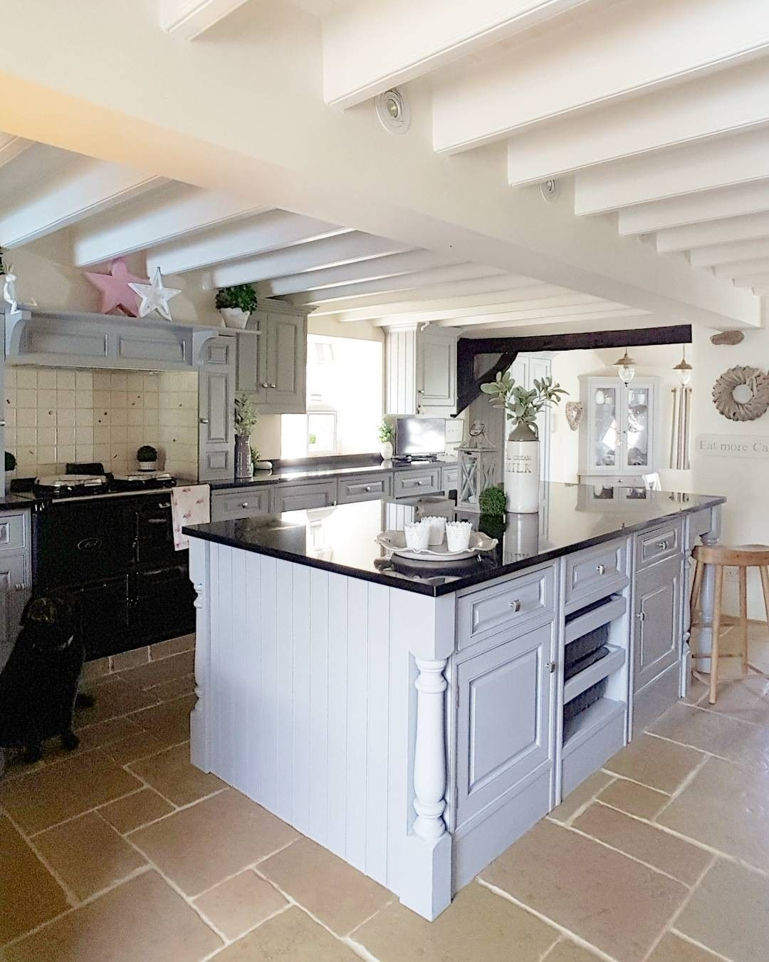 bespoke wooden kitchen shadow grey pewter aga home accessories bespoke wooden kitchen shadow grey pewter aga home accessories west barn interiors country