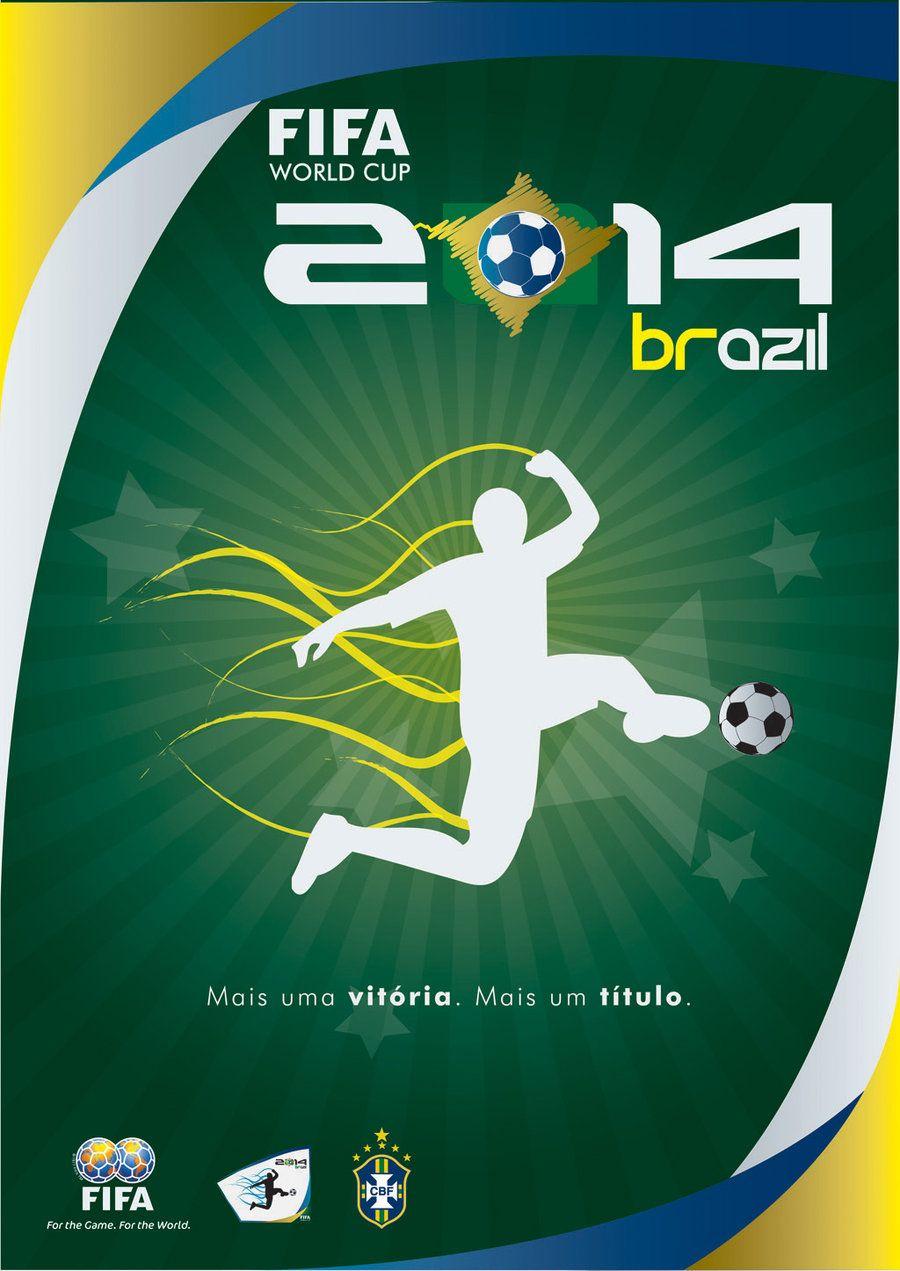 Brasil 2014 by on deviantART